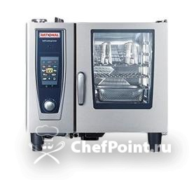 Пароконвектомат RATIONAL Self Cooking Center 061