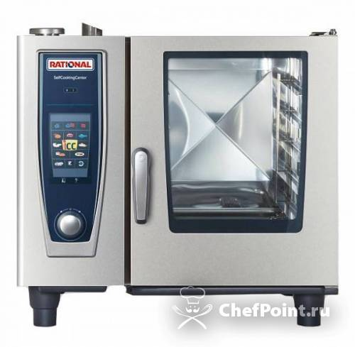 Пароконвектомат Rational Self Cooking Center SCC 61 Gas
