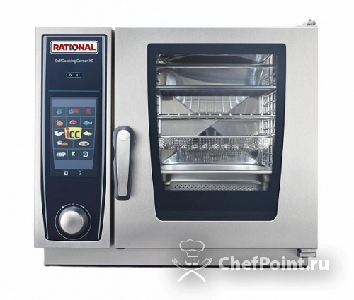 Пароконвектомат RATIONAL Self Cooking Center XS 6 2/3