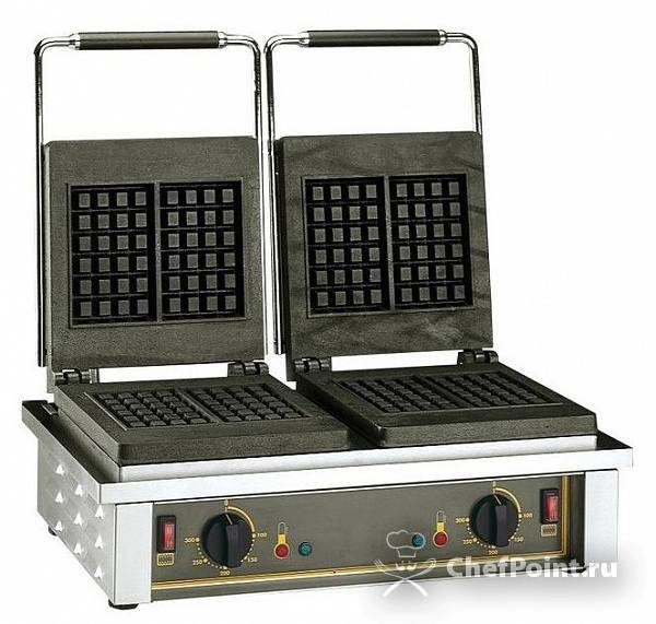 Картинка Вафельница Roller Grill GED 20