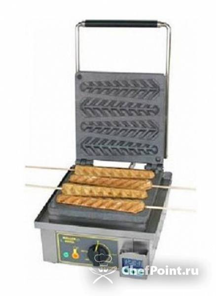 Картинка Вафельница Roller Grill GES 23